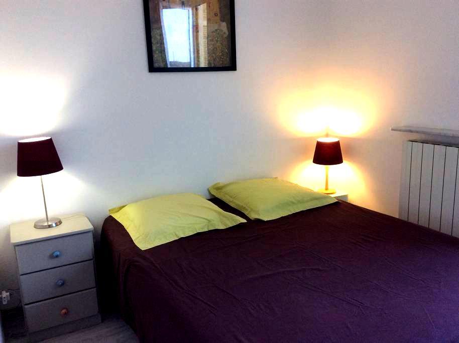 Chambre double à 100 m de MONACO + petit déjeuner - Beausoleil - Leilighet