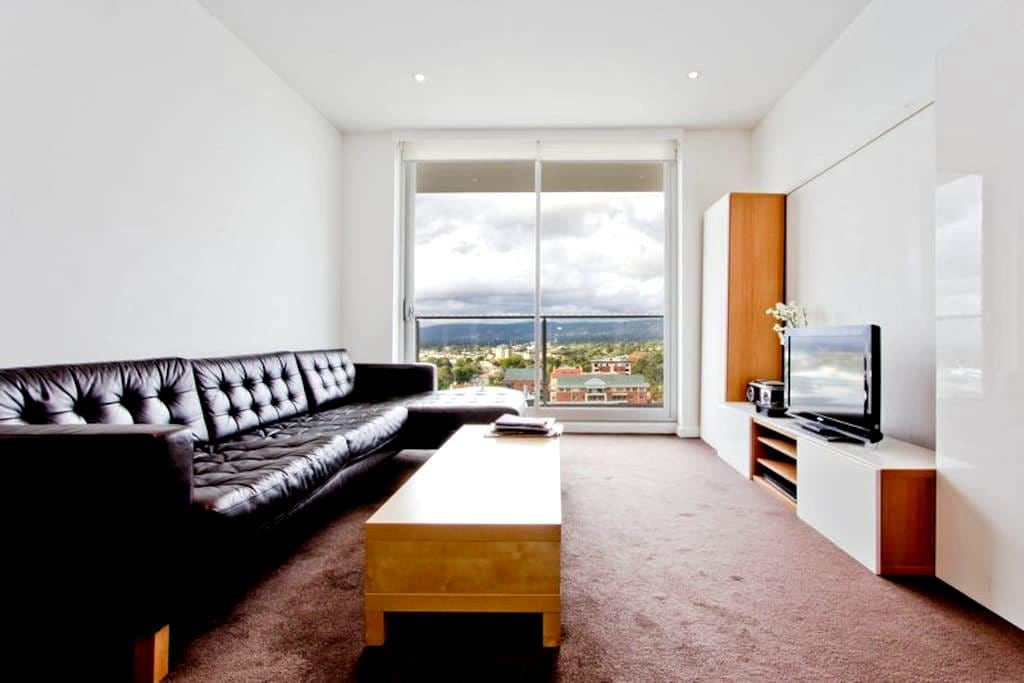 Executive living, stunning views and top location - Adelaide