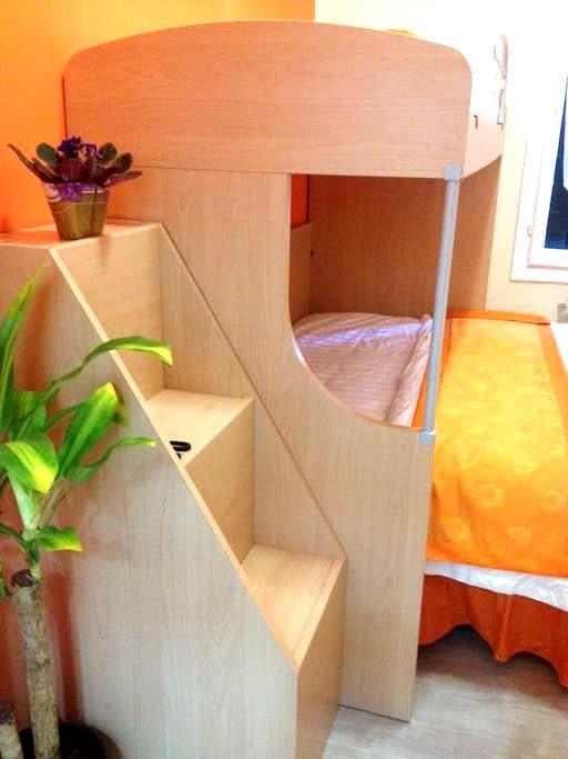 舒适单人间( Comfort single room) - Venise - Bed & Breakfast