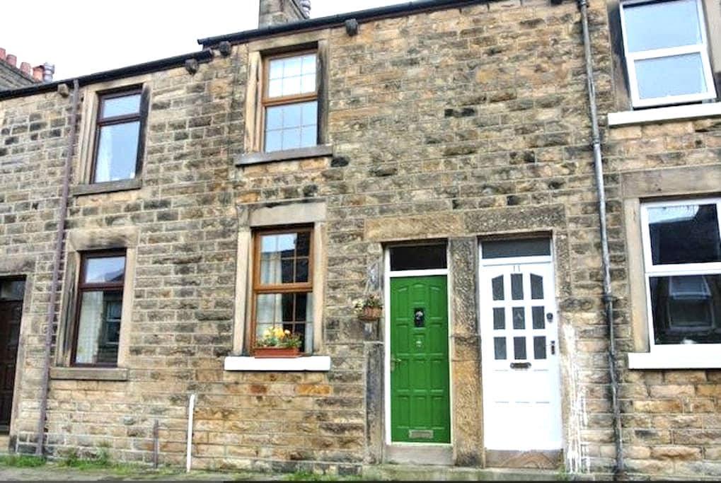 Cute terrace house in Lancaster - Lancaster - Huis