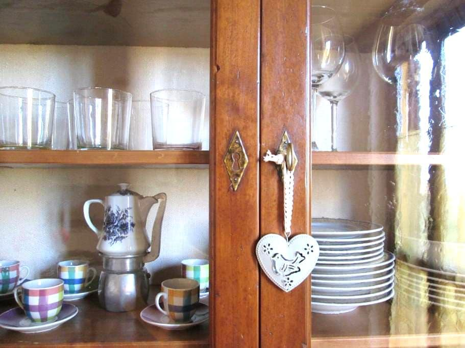 """Le Nuvole""- three-room apartment in Suvereto - Suvereto - Byt"