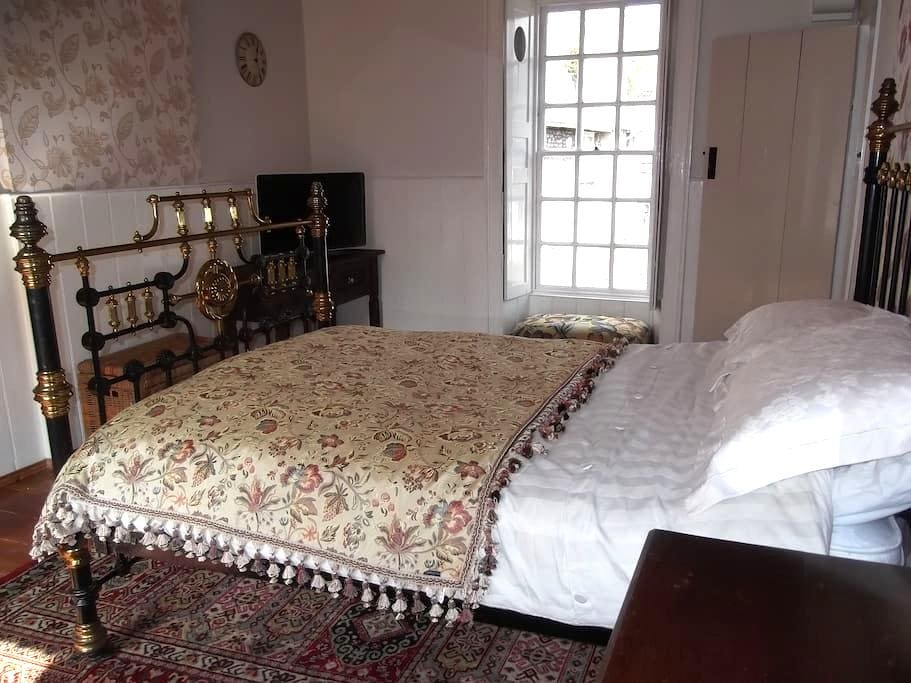 Private Annex to Manor Sleeps 6  - Shepton Mallet - Huis