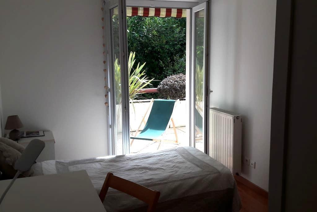 chambre sur terrasse Bayonne - Bayonne - Kondominium