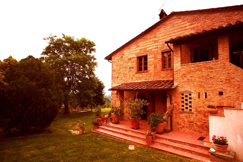 Casa M.E.A.   Cusignano, San Miniato Pi - Cusignano - Byt