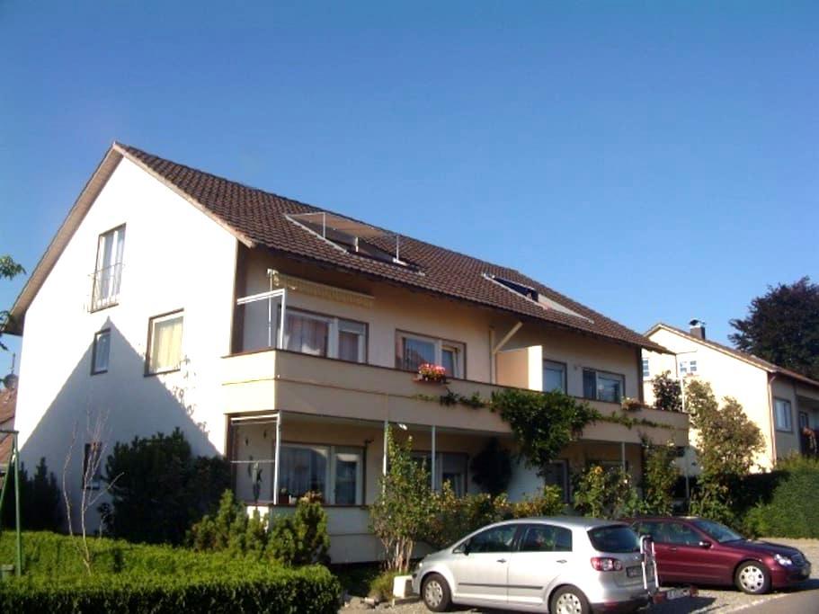 Ferienwohnung Hug   2.Stock rechts - Uhldingen-Mühlhofen - Huoneisto