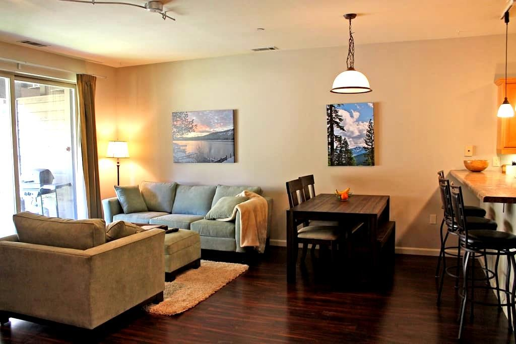 Truckee Condo Retreat - Facing the Woods - Truckee - Wohnung
