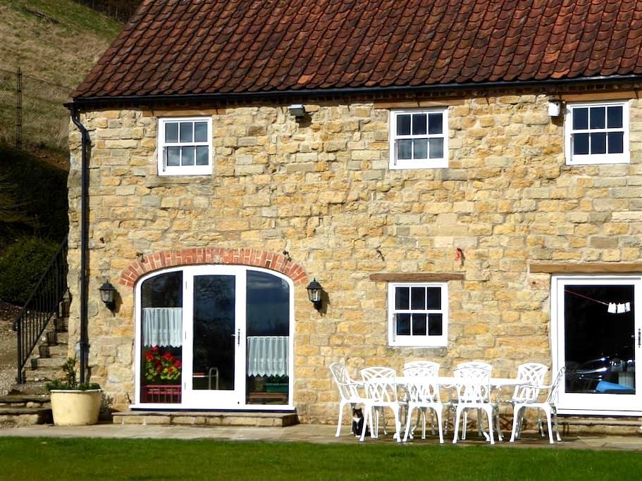 Very spacious room at Low Park Farm - Ebberston - Rumah