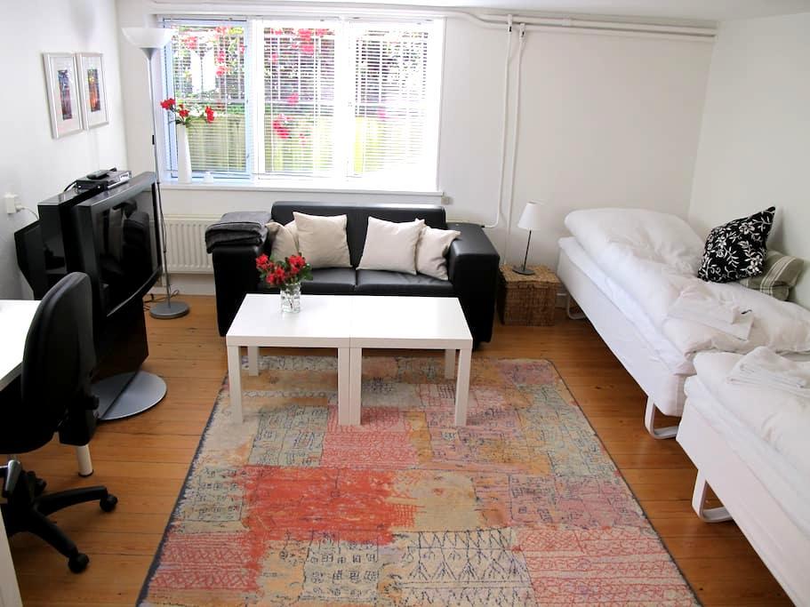 Dejlig lyst værelse i midtbyen - Хернинг
