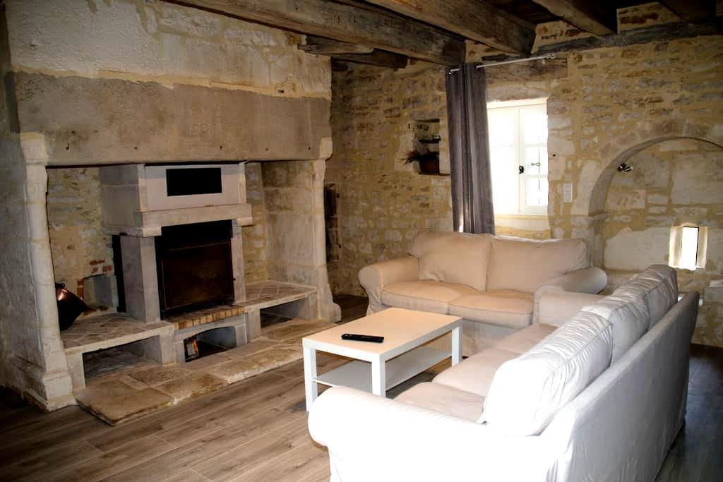 gîte MARINETTE - Lachapelle-Auzac - Casa