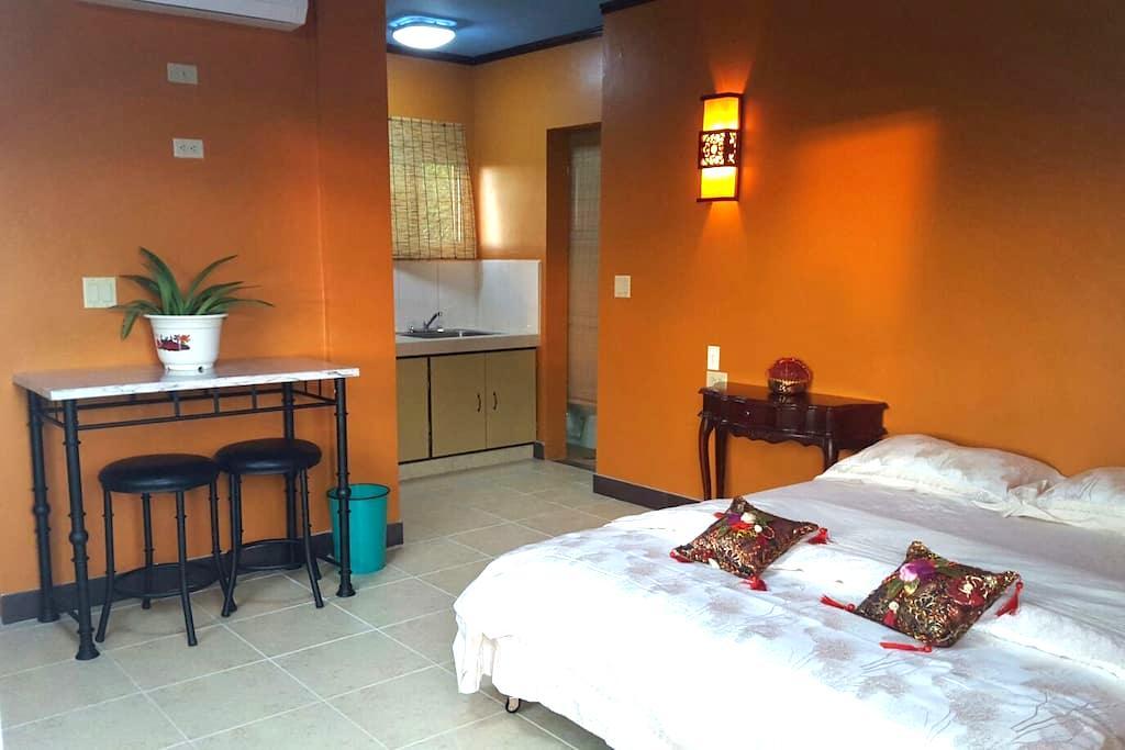 塞班市中心富人区海景二楼小洋房 B5 - Saipan - 아파트