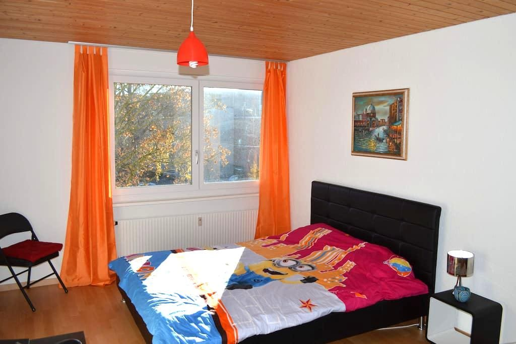 Stay near Thun town center - Thun - Flat