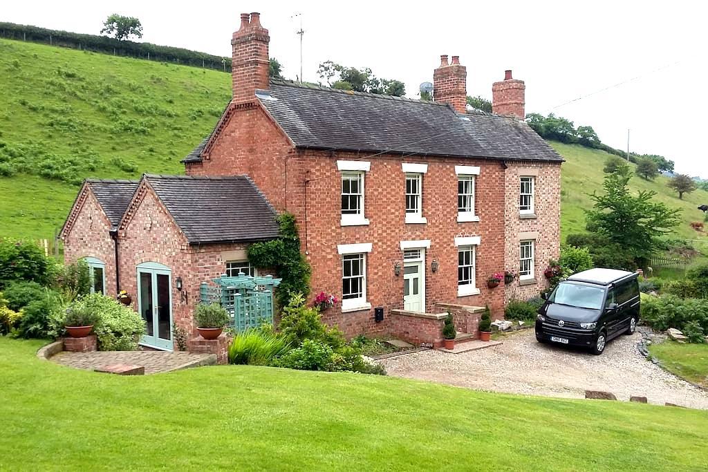 The Firs - a victorian house - Market Drayton - Casa
