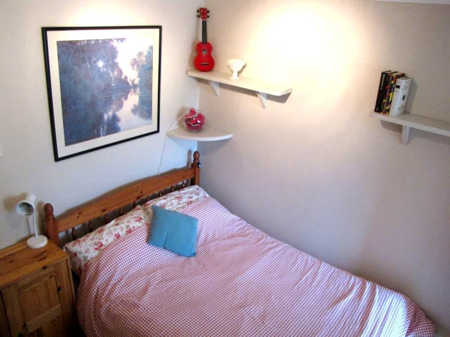 Double room in Falmer - Falmer - Dům