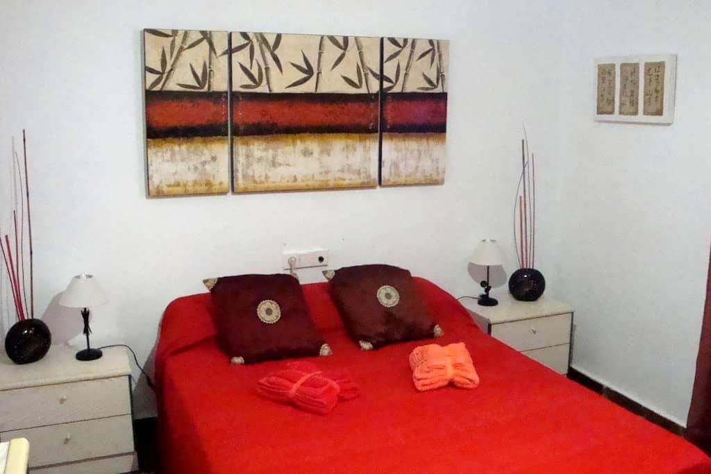 Alquilo habitacion para 2 personas. - València - Apartamento