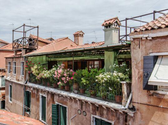 Venezia Attico con Magica Terrazza - Apartments for Rent in Venice ...
