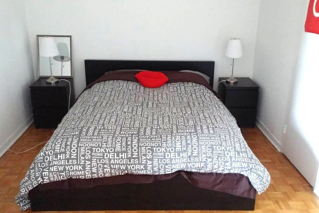 Huge Penthouse Studio With pool - Montreal - Appartamento