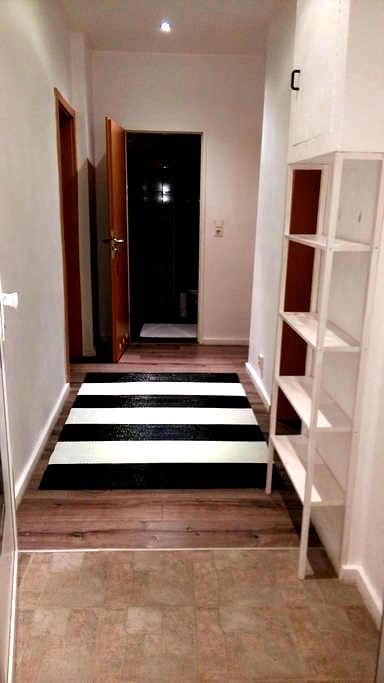 2 Zimmer Ferienwohnung mit Balkon - Wilhelmshaven - Wohnung