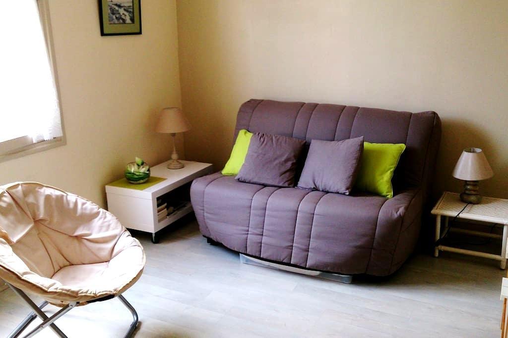 Bright studio flat central La Baule - La Baule-Escoublac