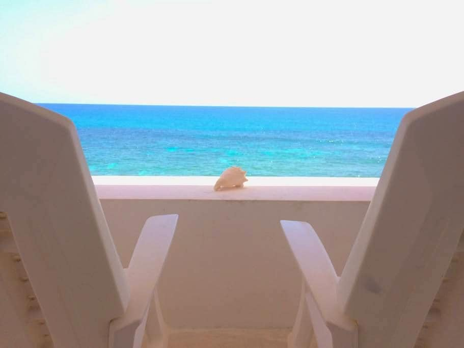 Apartment on the beach!!! - Isla Mujeres