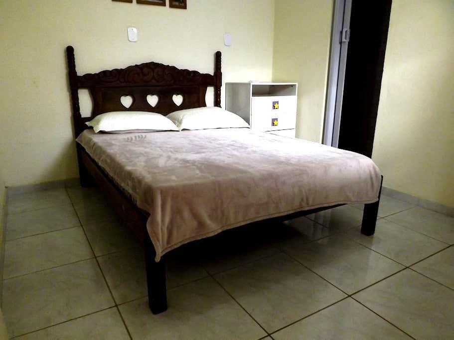 Suite/Quarto para casal com Ar - Arraial d'Ajuda