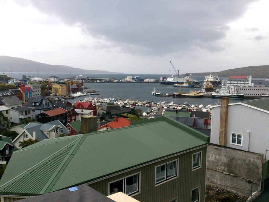 Large penthouse apartment downtown - Tórshavn
