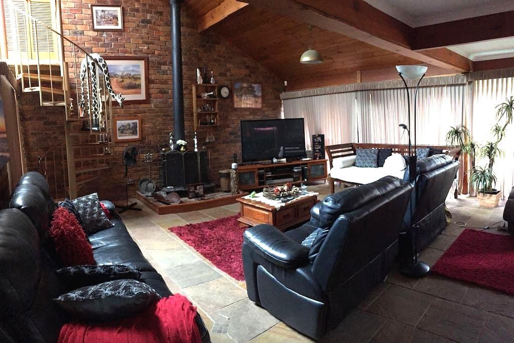 Architecturally designed home - Runcorn - Hus
