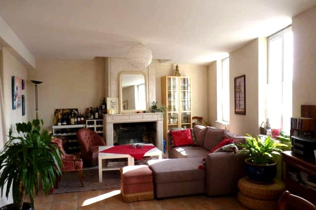 Appartement agréable tout près du centre ville - Niort - อพาร์ทเมนท์