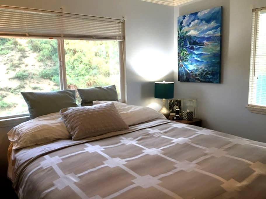 Private bedroom with private bath - Wailuku - Casa