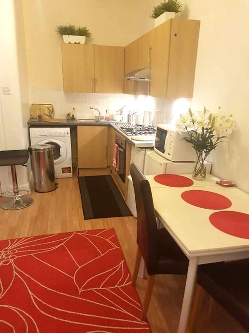 Cosy one bedroom apartment - Glasgow - Byt