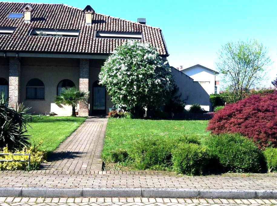 Corte ristrutturata vicino città - San Bonico - Piacenza - Rumah