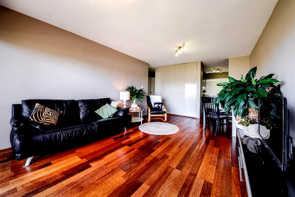 Gorgeous 1 Bed Unit,10 min to Airport,8km to City - 努恩達(Nundah) - 公寓