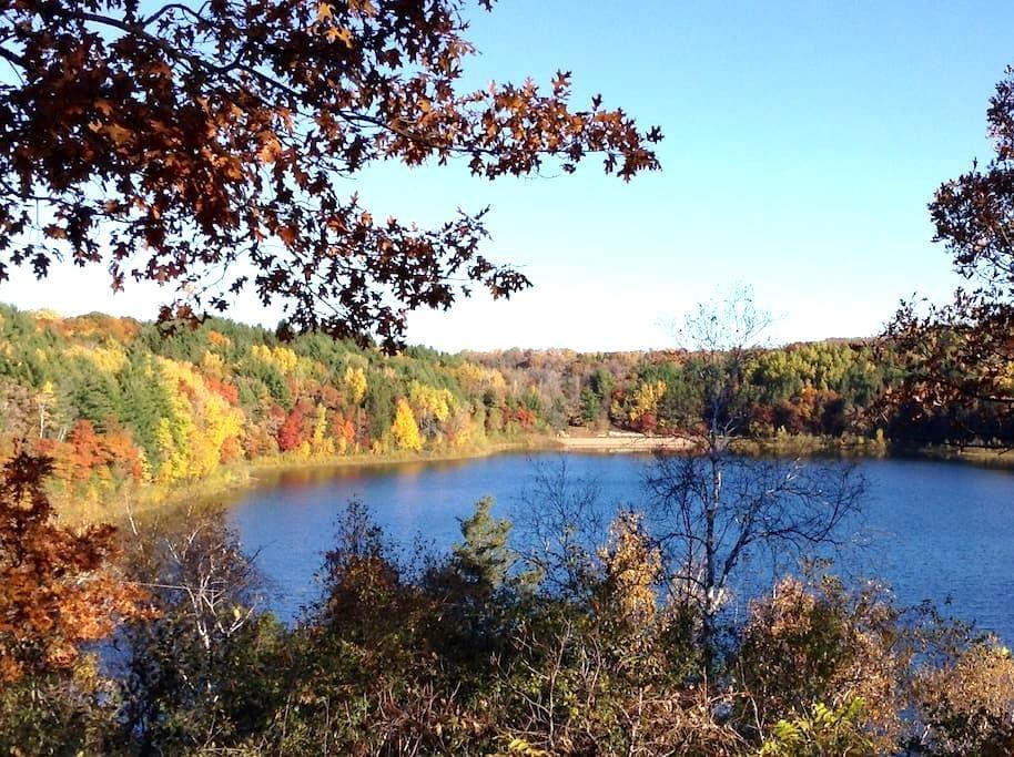 On Gorgeous Perch Lake  ! - Hudson