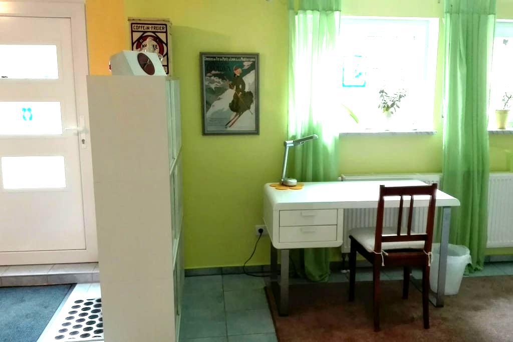 Doppelzimmer im Grünen - Lauf - House