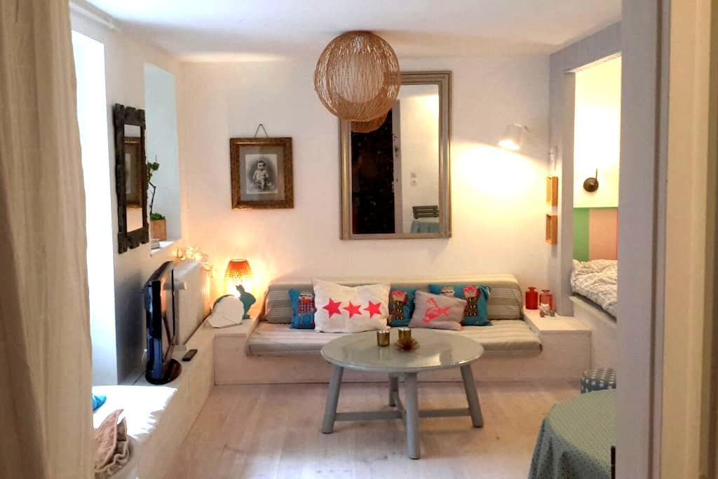 Joli studio en centre ville - Poitiers - Apartment
