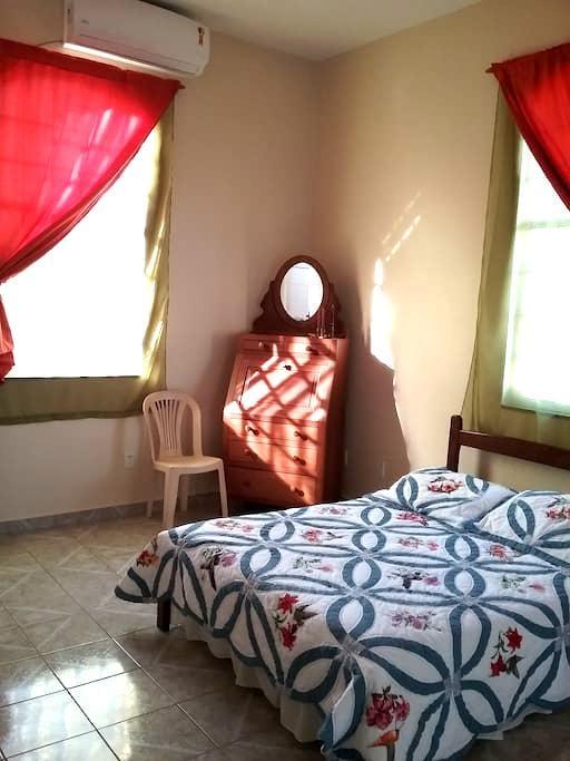 Private room in a beautiful location. - Boa Vista - Bed & Breakfast