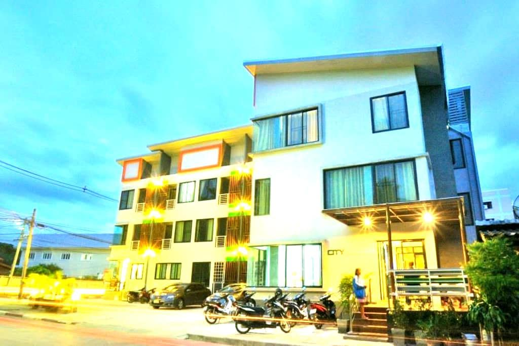 City Ratsada Apartment - Lampang - Appartement