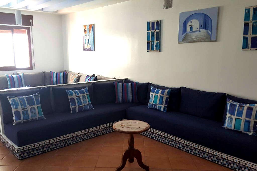 bel appartement méditerannéen - Oued Laou