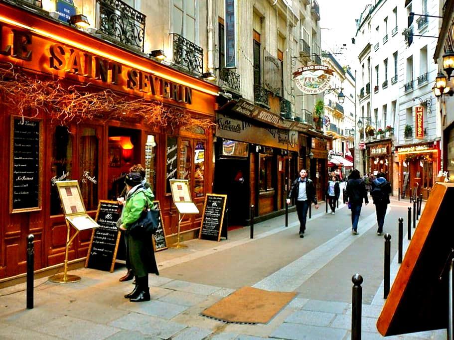 Lil Studio Saint-Michel/Notre-Dame - Paris - Lägenhet