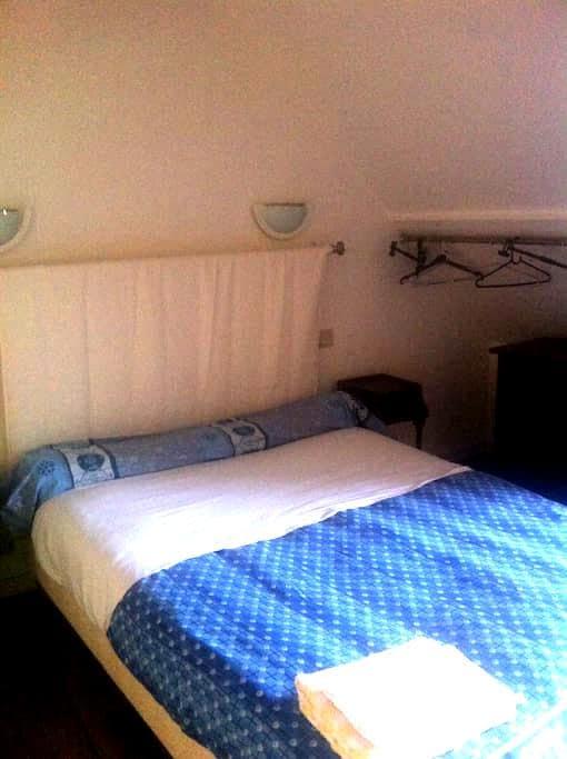 Chambre B 2 pers. manoir ecossais - Saint-Jouan-des-Guérets