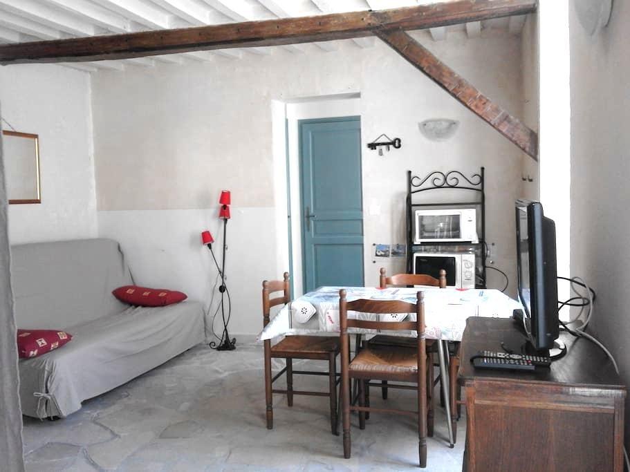 RDC   T2 de  CHARME, MER ET THALASSO - Luc-sur-Mer - Apartment