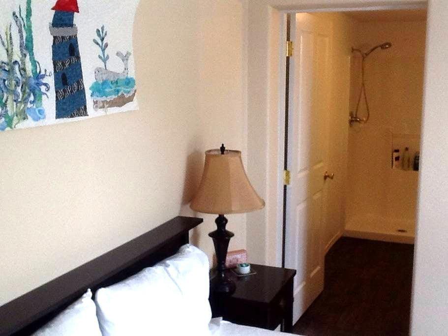 Cute Beach Room. - Lincoln City - Huis