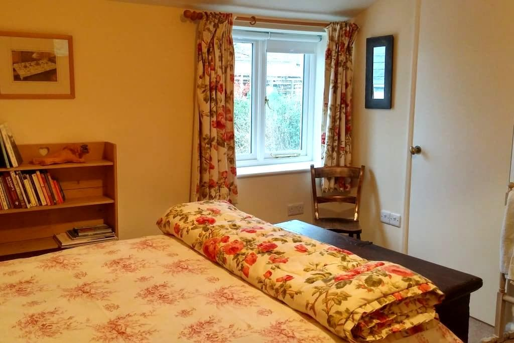 Borrowers Cottage Hartland Village - Hartland - Bed & Breakfast
