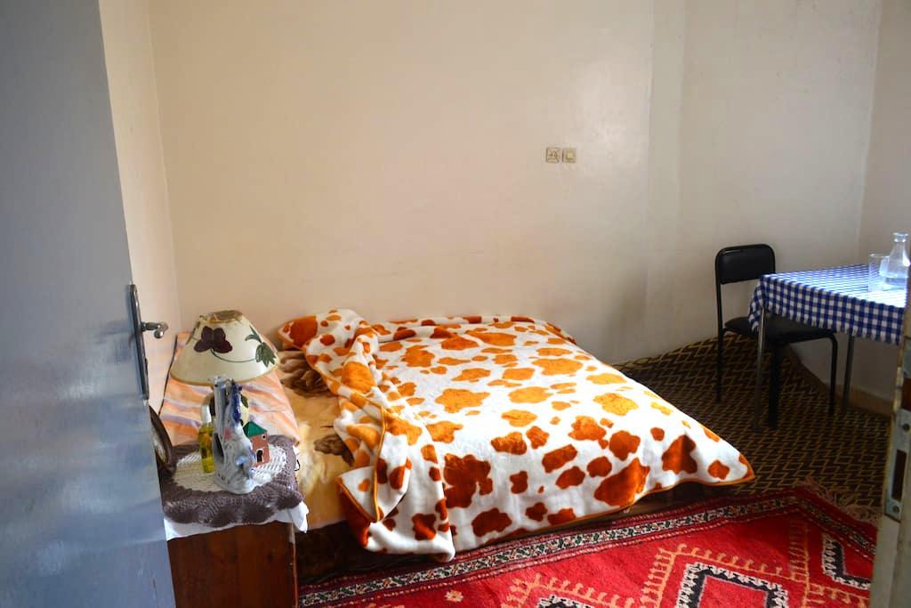 chambre parfait au centre rabat - Rabat - Apartment