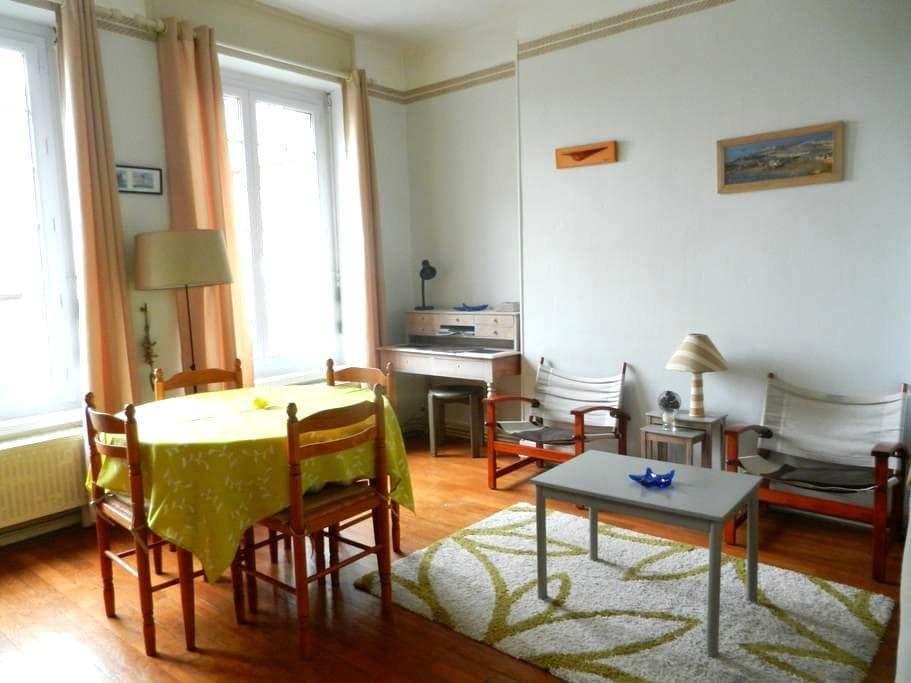 T2 au coeur de la vieille ville - Saint-Malo - Appartement