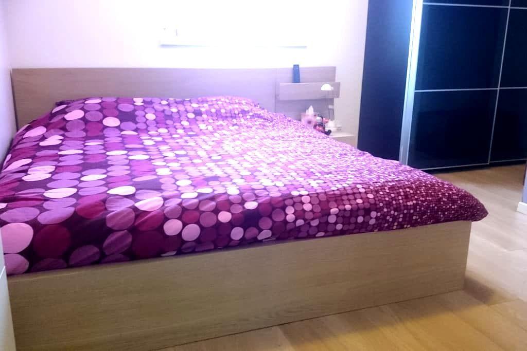 Cozy bedroom in Alsace's Heart - Mussig - Dom