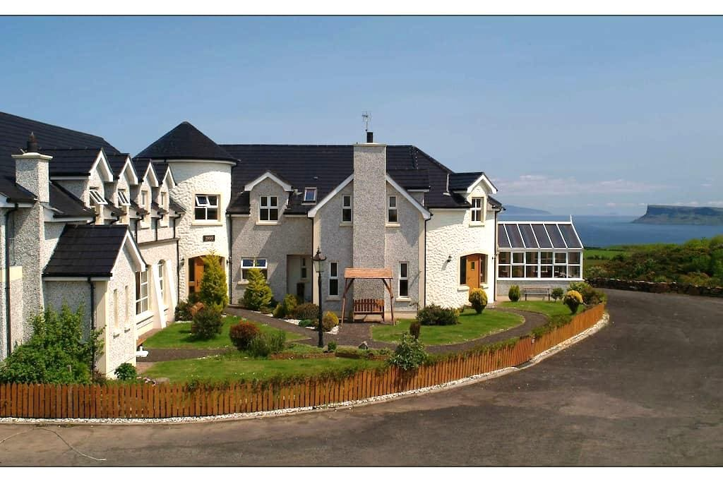 Giants causeway ballycastle luxury - Moyle - Bed & Breakfast