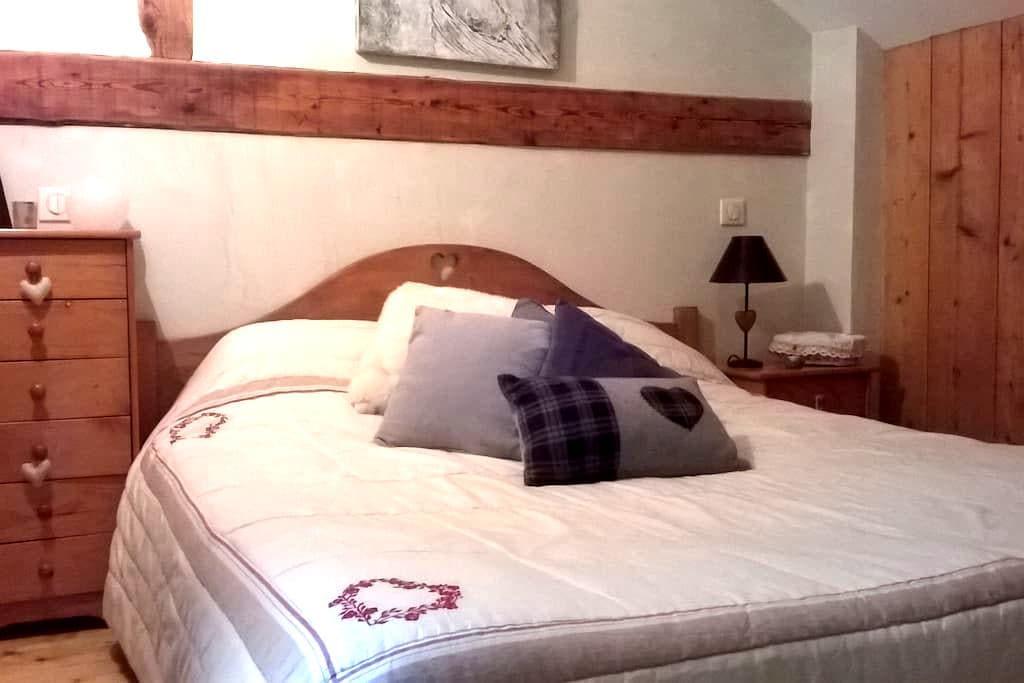 Chambres typiques vers la neige - Albertville - Haus