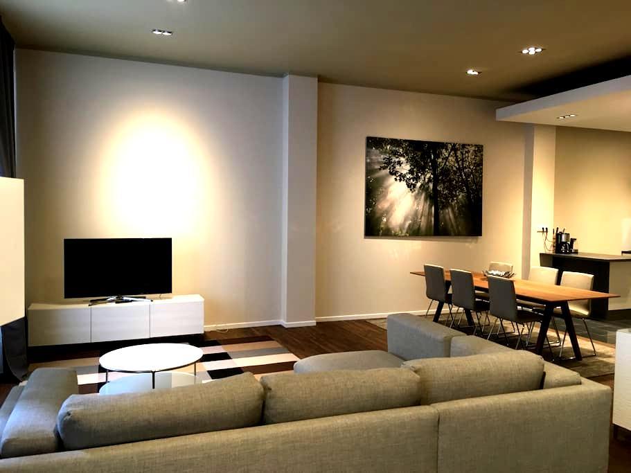 Modern luxury loft in Bochum center - Bochum
