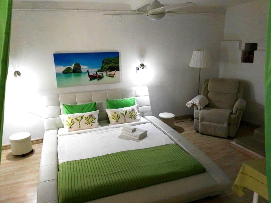 Loft Ciudad Antigua-Cerca del Mar - Palma