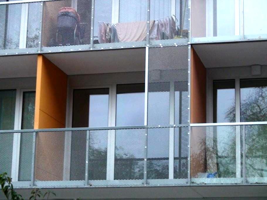 byt 1+kk s verandou - Olomouc - Huoneisto